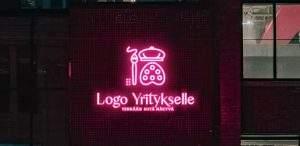 Logon suunnittelu ilmaiseksi, kannattaako se.